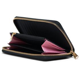 Herschel Thomas RFID Wallet, black/black crosshatch